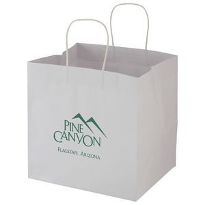 Wide Gusset Takeout Bag (12